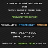 AF RADIO Episode 5: Freaky Tech