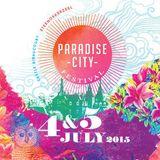 Konstantine Sibold - live at Paradise City Festival 2015, Boom, Belgium - 04-Jul-2015