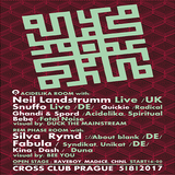 Neil Landstrumm (Live PA) @ Rem Phase vs. Acidelika Room - Cross Club Prag - 05.08.2017