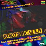 Roots I Cally - Paul Rootsical In Session @ Kaleidoscope Jan 2016