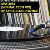 2018 MAY [MINIMAL TECH SET] by YAN ALEXANDROVICH