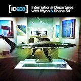 International Departures 203