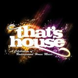 That's House Podcast EP 83 By Dj Matt
