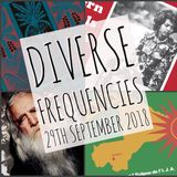 Diverse Frequencies 29th September 2018