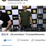 Segundo bloco Balada flash mix vinil Dj Frank Giroto