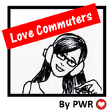 LOVE COMMUTERS, il podcast su PWR con pensieri e musica by Lucia Settequattrini  e Giovanni Papalia