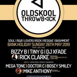 DJ X-FADE TEEM SHELLINZ OLDSKOOL THROWBACK PROMO MIX