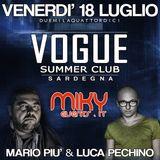 Mario Più & Luca Pechino @ Vogue (Castelsardo-Sardegna) ven.18-07-2014 by www.mikyevents.it
