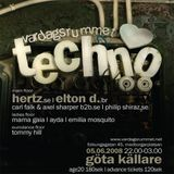 Archive 2008 - Hertz DJ at Göta Källare Stockholm