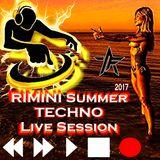 RIMINI Summer TECHNO Live Session 2017