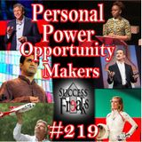 SF #219 - Personal Power Opportunity Makers