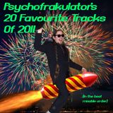 Psychofrakulator's 20 Favourite Tracks Of 2011