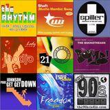 The 90's Radio - The Rhythm #21 (11-04-2015)