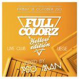 Pso Man - Full Colorz (Yellow edition)