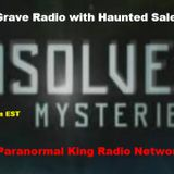 Beyond the Grave Radio - Unsolved Mysteries