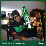 Discogs Mix 25- Raahaan Rah
