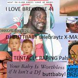 I LOVE BREKKORE 4! DJ BUTTBABY selebraytz X-MAS with his TENTACLE RAPING Pals
