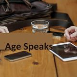 Age Speaks meets Ray James