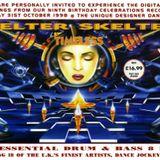 Darren J feat Skibadee @ Helter Skelter Timeless 1998
