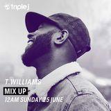 T.Williams TRIPLE J MIX UP SET