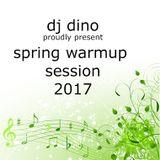 DJ Dino - Spring Warmup Session 2017