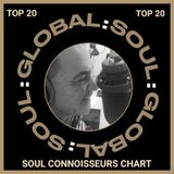 The  Soul Connoisseurs Top 20 Chart Show  w/e 22nd March 2019 + Interview with Mandee the Singer
