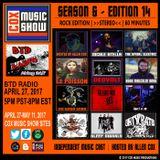 CMS Season 6 Episode 14  (Rock Edition)