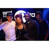 "Hearltess Crew & Kele On BBC 1Xtra playing ""My Love"" 29/7/17"