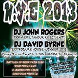 DJ JOHN ROGERS LIVE FROM L'AMOUR BAR 18.05.13