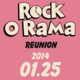 Rock-O-Rama Reunion Recorded Live file.01 DJs Miwako & BigBob