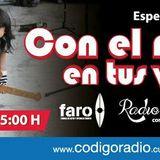 """Radio la Fábrica programa especial con el taller """"Con el Rock en las venas"""" transmitido el día 14 de"""