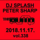 Dj Splash (Peter Sharp) - Pump WEEKEND 2018.11.17 - FESTIVAL SESSION