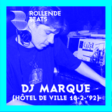 DJ Marque @ Hotel de Ville 18 feb '92