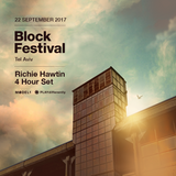 Richie Hawtin @ The Block, Tel Aviv  22.09.2017
