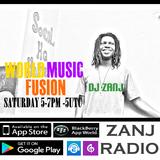 World Music Fusion with DJ Zanj Rracc | Dec.8.2018 | Global Selections in Fusion