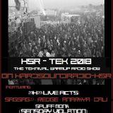 SAGSAG23 HSR Teknival Warm up Show On HardSoundRadio 2018