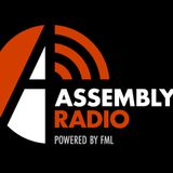 Assembly Radio's first live broadcast at the Launch Party with Jack Parow and PH Fat