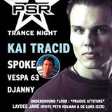 DJ Spoke @ 'PSR Night', MAD Club (Lausanne) - 16.07.2004