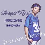 STRAIGHT HEAT RADIO - November 2017 2nd Anniversary - DJ Fourd Nkay
