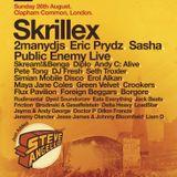 Sasha (Last Night On Earth, emFire) @ SW4 Weekender 2012, Clapham Common - London - 2012-08-26