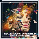 Jenny Karol Vekhter-Chill Session #1 on AvivRadio