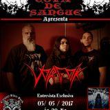Programa Cova de Sangue - #25 - Entrevista com a Banda VorgoK (03.05.2017)