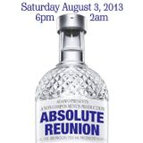 Live at Absolute Reunion 8-3-2013