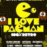 dj Q-Bix @ La Gomera - I Love Pacman 01-06-2013