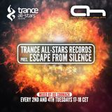 Trance All-Stars Records Pres. Escape From Silence #182