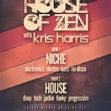 House of Zen 015: Hour 2 - 01/03/13