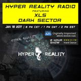 Hyper Reality Radio 051 – XLS & Dark Sector
