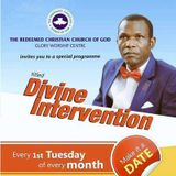 Divine Intervention with Pastor Peter Olawale - April 5, 2016