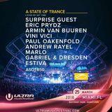 Armin van Buuren (warmup) - Live at Ultra Music Festival 2018, ASOT 850 Stage (Miami) - 25-03-2018