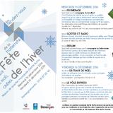 EPISODE 8 - DECEMBRE -EN DIRECT de la fête de l'hiver !